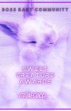Sweet Creature Awards 2020[CLOSE] by Jaegucci_