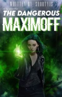 The Dangerous Maximoff cover