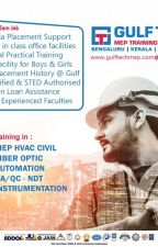 MEP Course in Bangalore by gulftechmep7