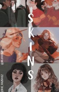 SKINS - Drarry cover