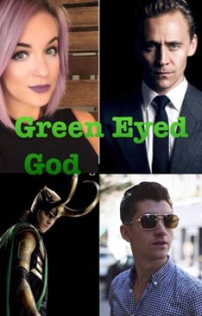 The Green Eyed God!!  by OnlyEarlGreyTea4