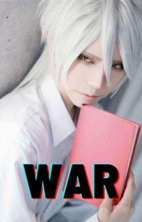 War (Shogo Makishima x Juui Hwa-Young ) by AteezPlzJeez