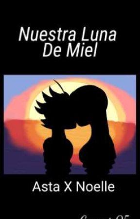 Nuestra Luna De Miel. (Asta X Noelle) One-shot by Gonasis05