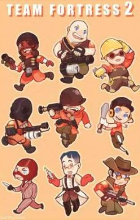 the funny adventures of the tf2 team by Guppythedog