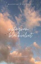 instagram + blackvelvet by peacyhscart