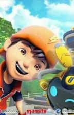 Boboiboy: Friends Forever by TheSunshineSolar