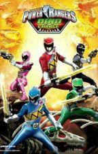 Winx Club crossover power rangers dino charge (book 1) by taddiusdblakk