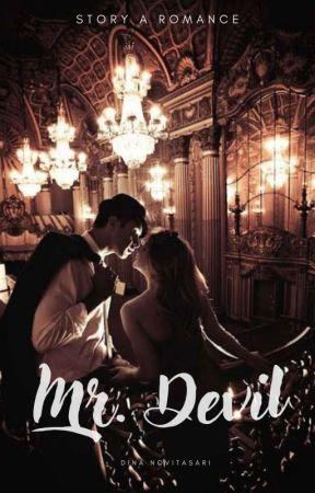 MR. DEVIL [TAMAT✓] by halunih_2