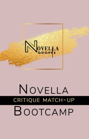 Novella Bootcamp - Critique Match-Up by TheNovellaAwards
