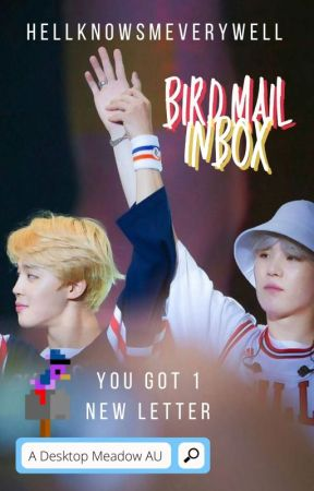 Bird Mail Inbox | yoonmin by HellKnowsMeVeryWell