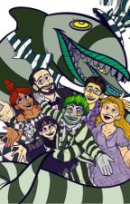 Beetlejuice: the Musical Short Story Book by Strange_x_Unusual
