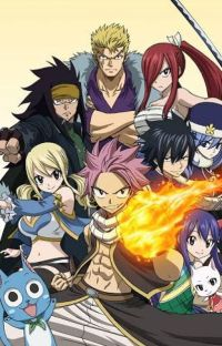 Changing Fear (Fairy Tail Harem x Male Reader) cover