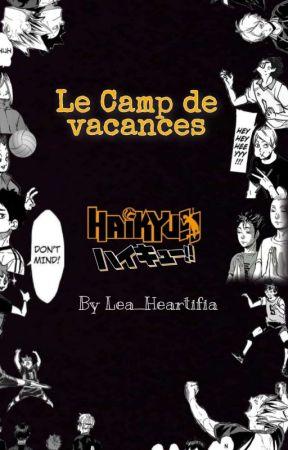 Le Camps De Vacances  haikyuu Multiship  by Lea_Heartfilia