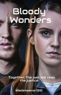 Bloody Wonders || Dramione || cover
