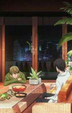 Dakaichi OS: Miso soup with love... by CroftManor21
