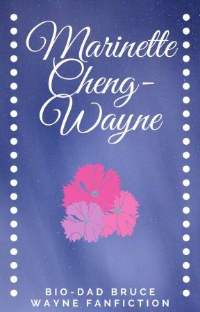 Marinette Cheng-Wayne by KelWirez
