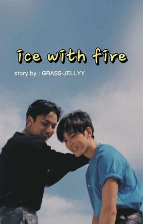 : ice with fire by GRASS-JELLYY