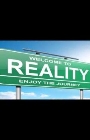 REALITY by basuoindrila