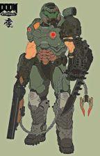Izuku the Doomslayer by Hunterfromhell9052