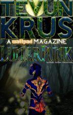 Tevun-Krus #91 - LunarPunk by Ooorah