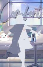 Comfort| Taelismin by Lalisa_unicorn