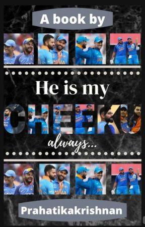 He is my cheeku always....(Completed) by Prahatikakrishnan