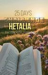 25 days Challenge Hetalia  cover