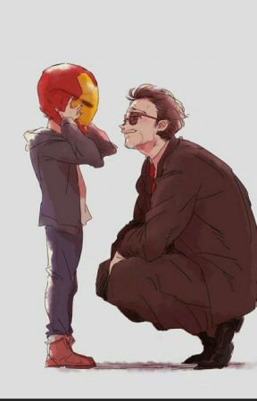 Our Favourite Irondad and Spiderson One-Shots (HIATUS) by Mudra634