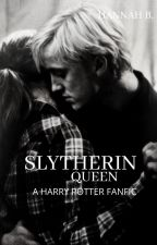 SLYTHERIN QUEEN (draco malfoy/ron weasley fanfic) by itsyagirlhaha