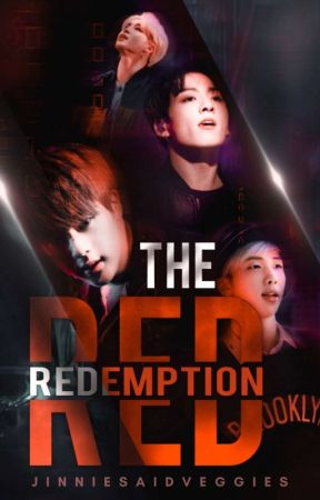 The Red Redemption || BTS by JinniesaidVeggies