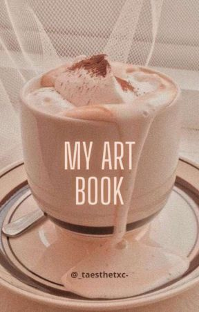 MY ART BOOK by _taesthetxc-