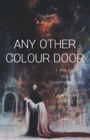 Any Other Colour Door by tijdvoortaart