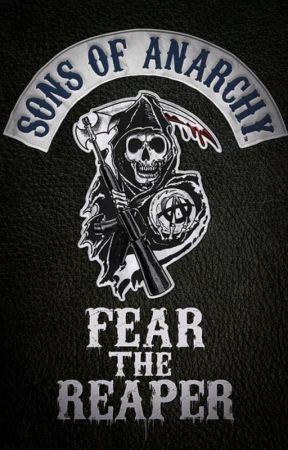 FEAR THE REAPER (OC x CHIBS TELFORD) by lorelaityler