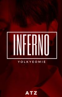 Inferno   ateez  cover
