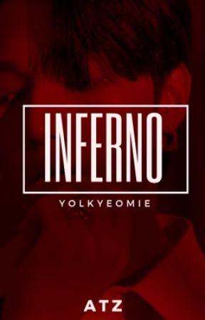 Inferno   ateez  by yolkyeomie
