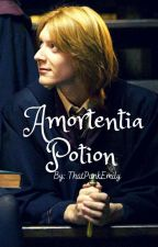 Amortentia Potion (George Weasley) by ThatPunkEmily