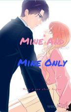 Mine Only: Stoshi- Fanfic Fairy Tail  by Nashi_Dragneel_786
