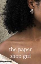 The Paper Shop Girl   George Weasley by GryffindorGlader