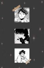 Oikawa X Reader/ You're Special  by polarbear445