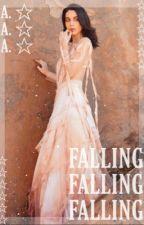falling | thor & loki's sister [1] by queenwandamaximoff