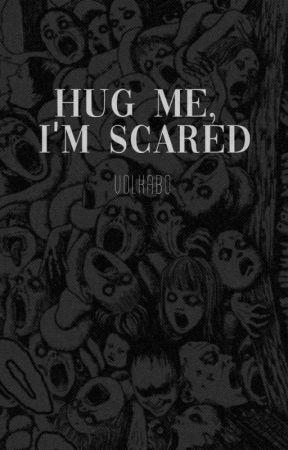 ❛ hug me, i'm scared. volkabo» by softhugss