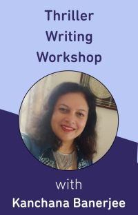Thriller Writing Workshop with Kanchana Banerjee cover