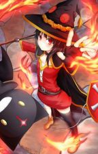 Explosive Duo (Megumin x Male!Reader) by Delta3859