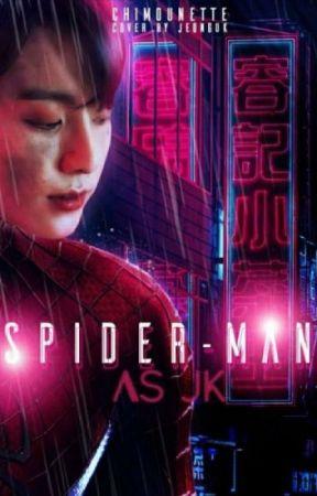 [bts] SPIDER-MAN AS JK | Jikook (lemons facultatifs) by Chimounette_BTS