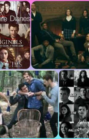 The Vampire Diaries / The Originals / Legacies One Shots by wallrose02