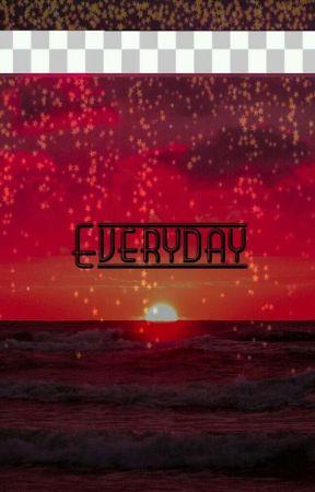 Everyday (kpop idols femeninas y tu) [Remake] by ONCE9NINE4