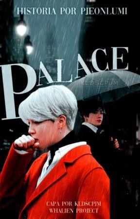 Palace • jjk + pjm by pjeonlumi