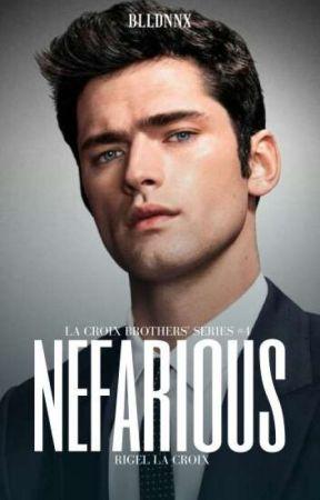Nefarious by belladonnaax