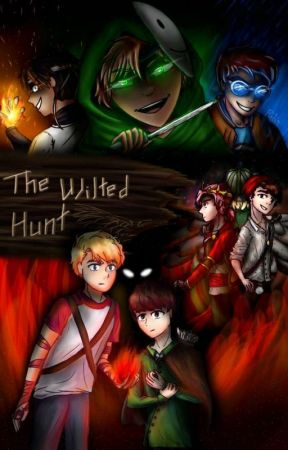 The Wilted Hunt (MCYT Element AU) by barrytreebenson