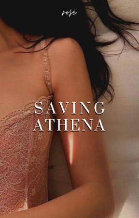 Saving Athena  by love3grl